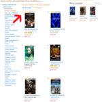 Wilde Encadenado, número 1 en Amazon