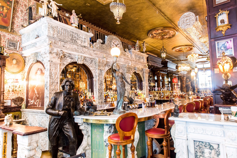 Oscar Wilde restaurante en Nueva York