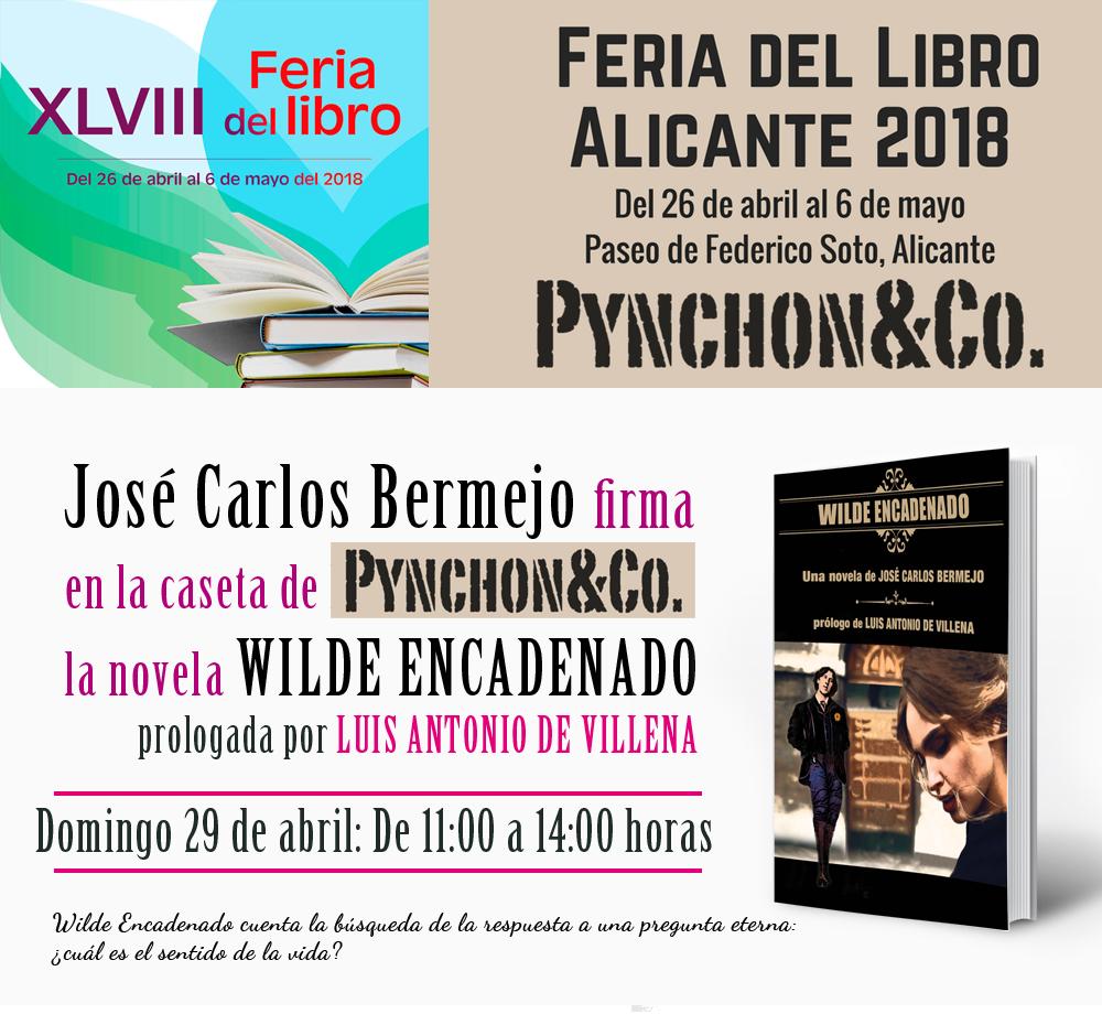 Feria Libro Alicante 2018