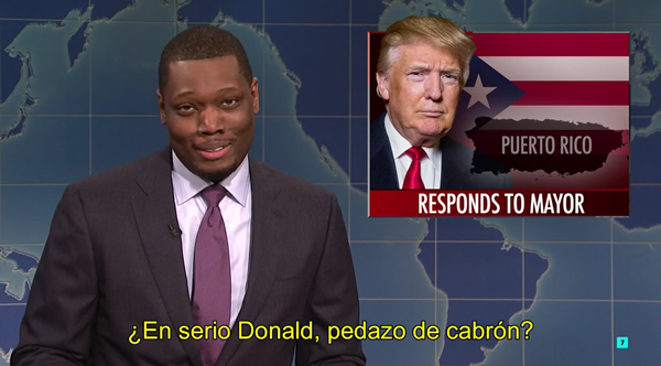 ¿En serio Donald, pedazo de cabrón?