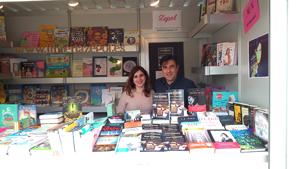 Feria del libro. Pozuelo de Alarcón. Madrid. 2018