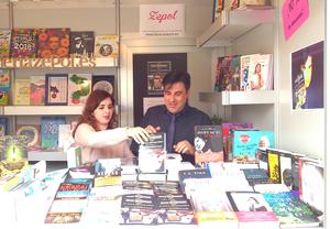 Feria del Libro 2018. Pozuelo de Alarcón. Madrid