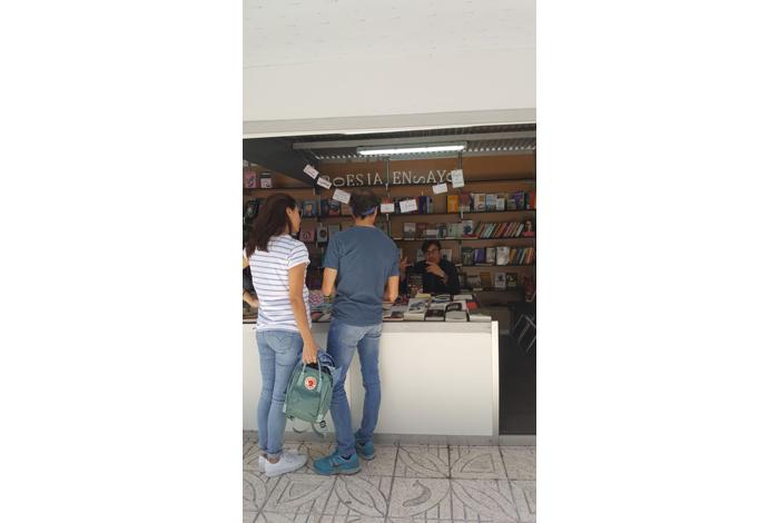 José Carlos Bermejo en la Feria del Libro de Alicante