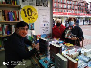 Feria del Libro Valladolid 2020. Wilde Encadenado. Li es un infinito de secretos. novelas y relatos.
