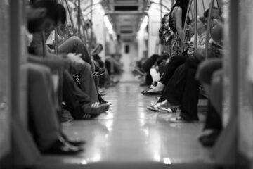 musica y vida en el metro